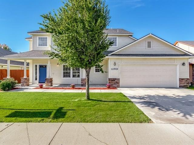 12549 W Mardia St, Boise, ID 83709 (MLS #98706787) :: Team One Group Real Estate