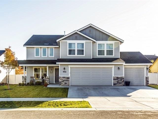 492 N Pringlewood Pl., Star, ID 83669 (MLS #98710224) :: Boise River Realty