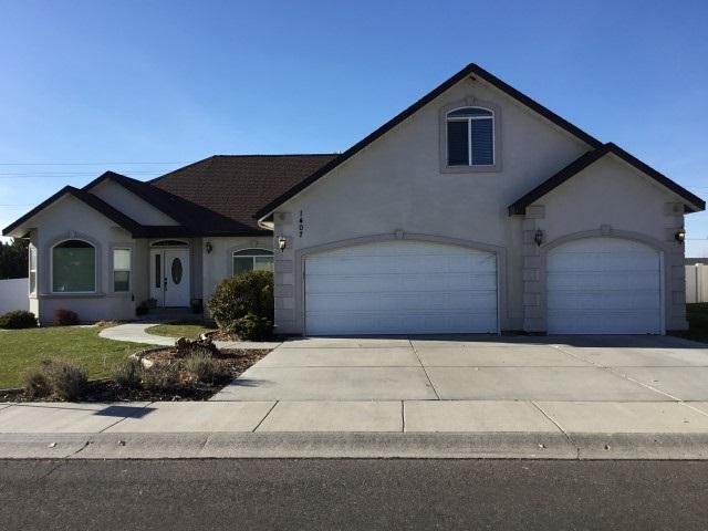 1407 Riverridge, Twin Falls, ID 83301 (MLS #98712757) :: Jon Gosche Real Estate, LLC