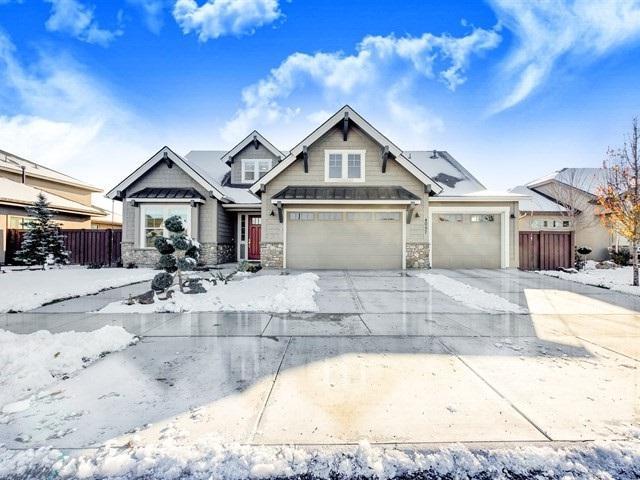 4057 W Lost Rapids, Meridian, ID 83646 (MLS #98714215) :: Jackie Rudolph Real Estate