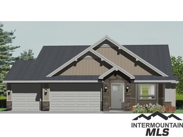 6881 N Callery Pear Ave, Meridian, ID 83646 (MLS #98716380) :: Jon Gosche Real Estate, LLC