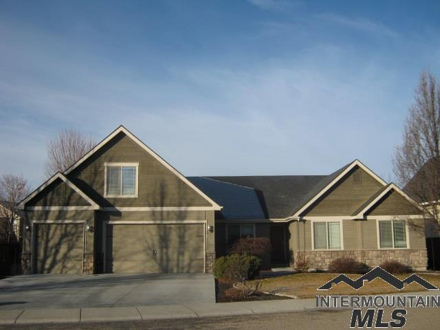 695 N Glen Aspen Way, Star, ID 83669 (MLS #98716409) :: Jon Gosche Real Estate, LLC
