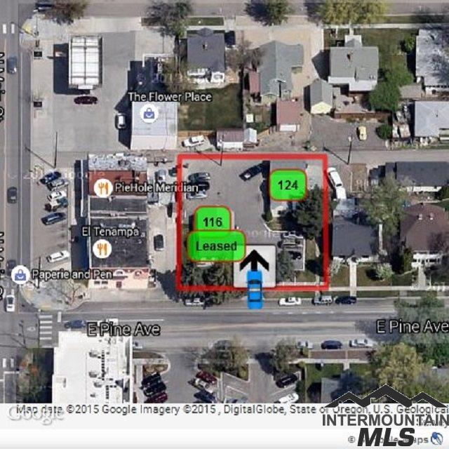 116 & 124 E Pine Ave Lots 4&5-Lots 6, Meridian, ID 83642 (MLS #98717098) :: New View Team