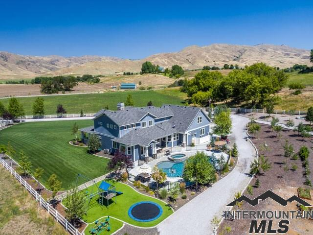 24 Hawley Mountain Ln, Horseshoe Bend, ID 83629 (MLS #98719418) :: Full Sail Real Estate