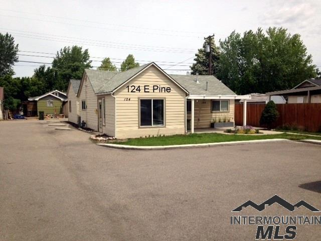 124 E Pine Lot 6 1/2 Of Lo, Meridian, ID 83642 (MLS #98719767) :: Boise River Realty