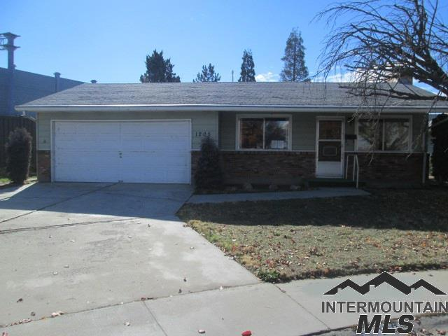 1205 Sunrise Rim Rd, Boise, ID 83705 (MLS #98719948) :: Jon Gosche Real Estate, LLC