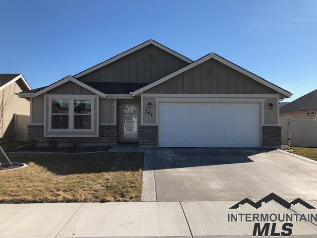 361 E Copper Ridge Street, Meridian, ID 83646 (MLS #98722012) :: Juniper Realty Group