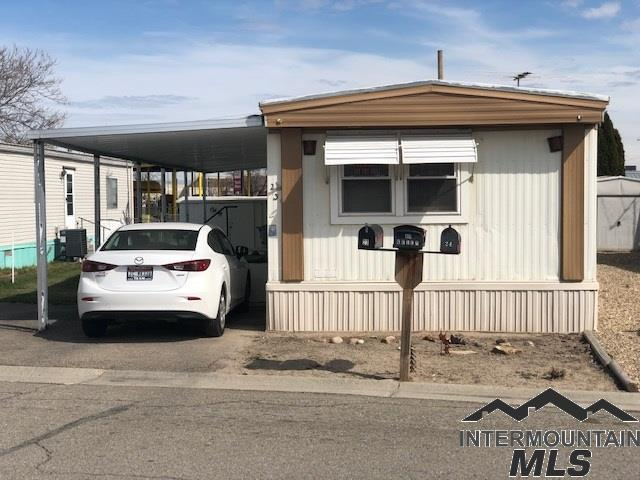 2205 E Linden #23, Caldwell, ID 83605 (MLS #98722629) :: Idahome and Land