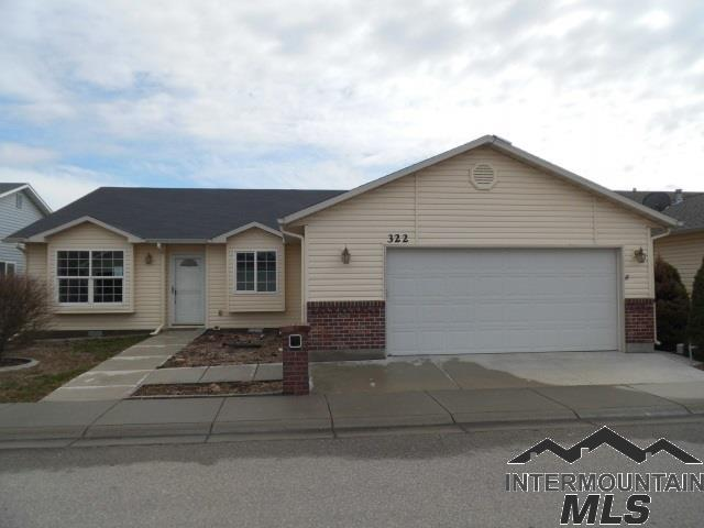 322 N Westminster St, Nampa, ID 83651 (MLS #98722926) :: Jon Gosche Real Estate, LLC