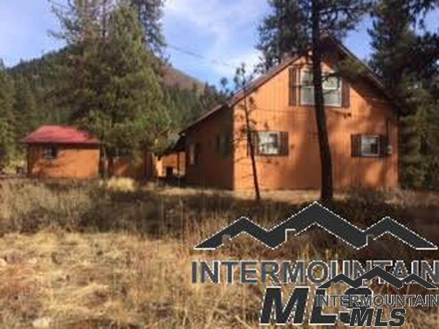 Eightmile Dr, Lowman, ID 83637 (MLS #98726184) :: Team One Group Real Estate