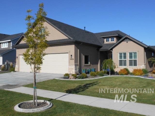 5856 N Bolsena, Meridian, ID 83646 (MLS #98726279) :: Jackie Rudolph Real Estate