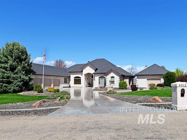 4912 N High Prairie Place, Star, ID 83669 (MLS #98726686) :: Jon Gosche Real Estate, LLC