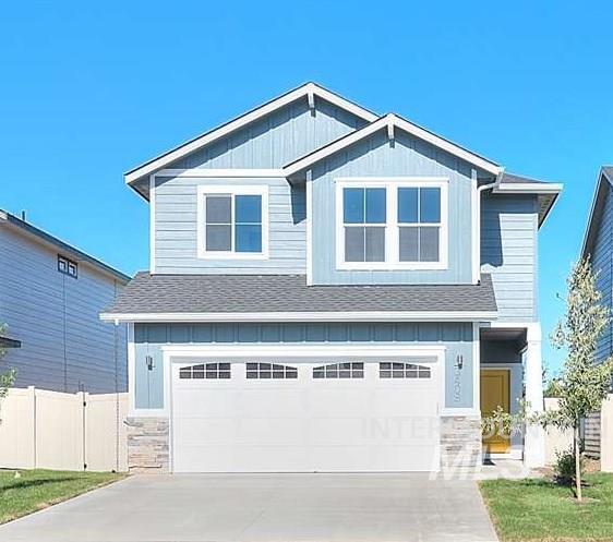 3350 S Glacier Bay Ave, Meridian, ID 83642 (MLS #98727251) :: Legacy Real Estate Co.