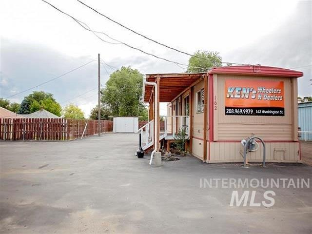162 Washington St., Twin Falls, ID 83301 (MLS #98728100) :: Jackie Rudolph Real Estate