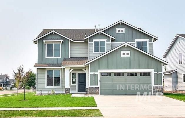 4160 S Leaning Tower, Meridian, ID 83642 (MLS #98728683) :: New View Team