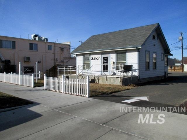 116 E Pine, Meridian, ID 83642 (MLS #98728851) :: Jon Gosche Real Estate, LLC