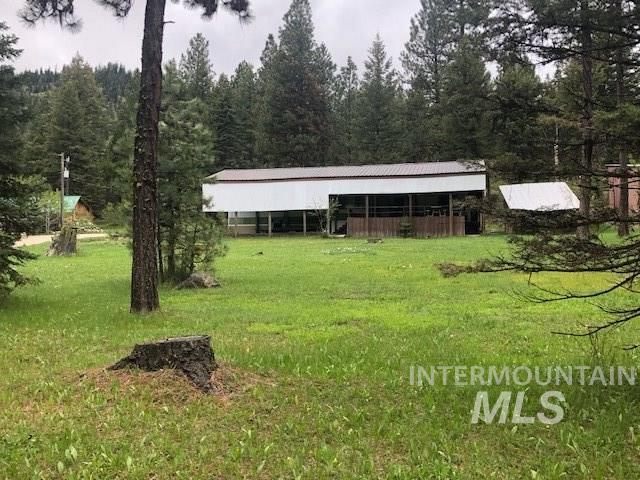 490 Kimberly Way, Cascade, ID 83611 (MLS #98730679) :: Team One Group Real Estate