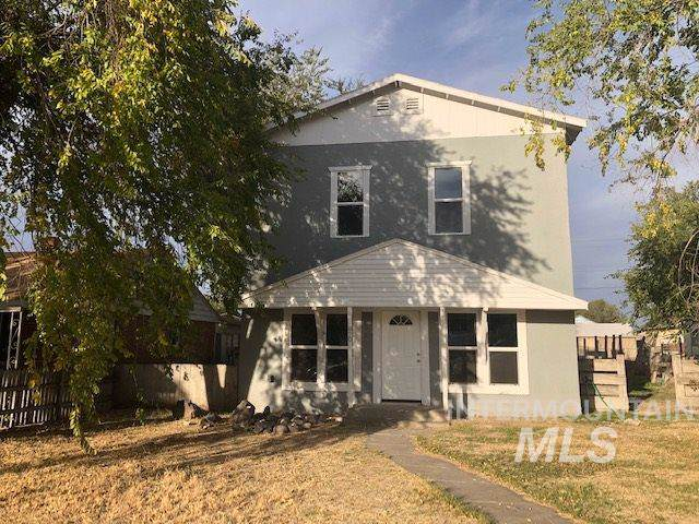 820 N Broadway, Buhl, ID 83316 (MLS #98732078) :: Boise River Realty