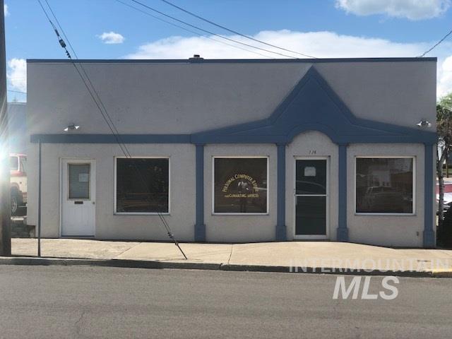 136 N State, Grangeville, ID 83530 (MLS #98734058) :: Silvercreek Realty Group