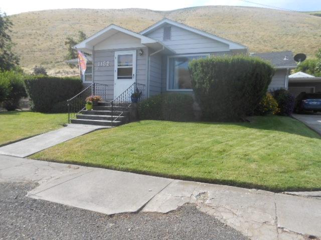1152 Arlington Street, Pomeroy, WA 99347 (MLS #98736727) :: Boise River Realty