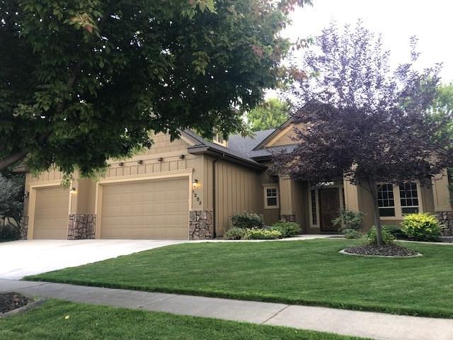 1203 W Bacall Street, Meridian, ID 83646 (MLS #98737262) :: Jon Gosche Real Estate, LLC
