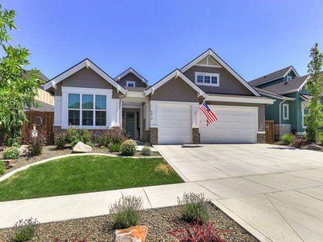 4818 W Barnview, Boise, ID 83714 (MLS #98737813) :: Jon Gosche Real Estate, LLC
