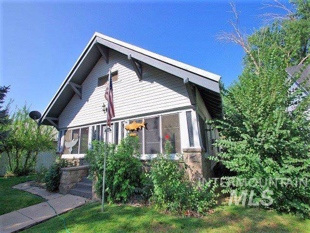 747 W 2nd, Weiser, ID 83672 (MLS #98743988) :: Team One Group Real Estate