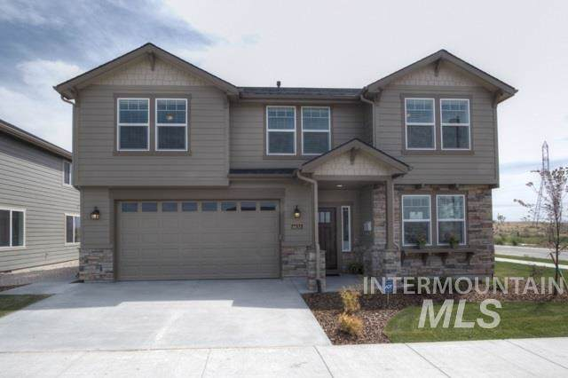 4544 N Glenrock Lot 33 Block 1 , Meridian, ID 83646 (MLS #98744405) :: Epic Realty