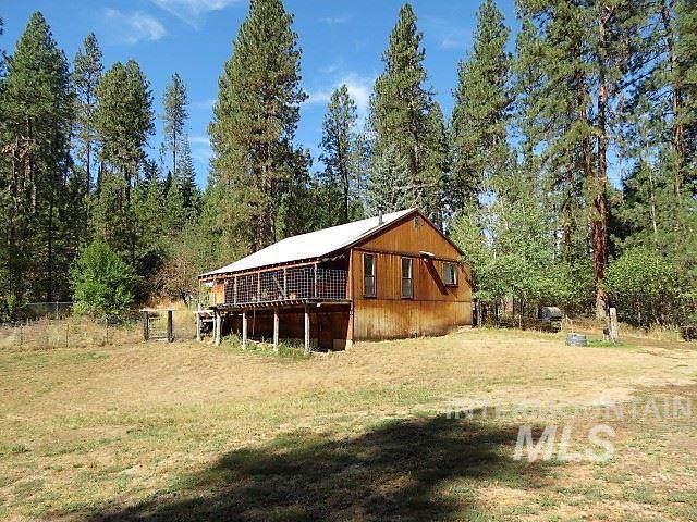 142 Middlefork Ridge, Garden Valley, ID 83266 (MLS #98744416) :: New View Team