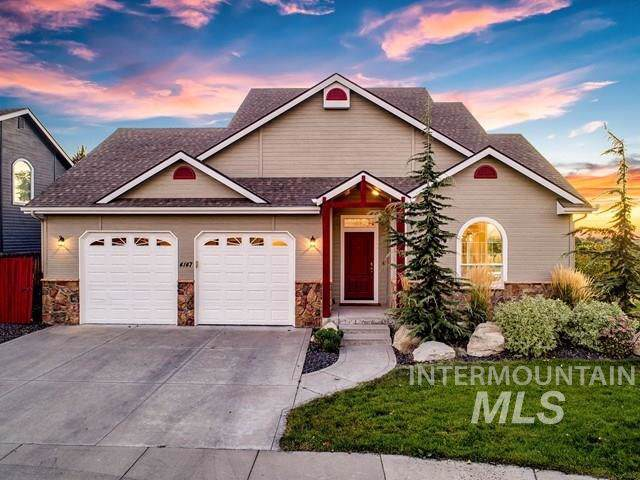 4147 S Danridge Court, Boise, ID 83716 (MLS #98744520) :: Legacy Real Estate Co.