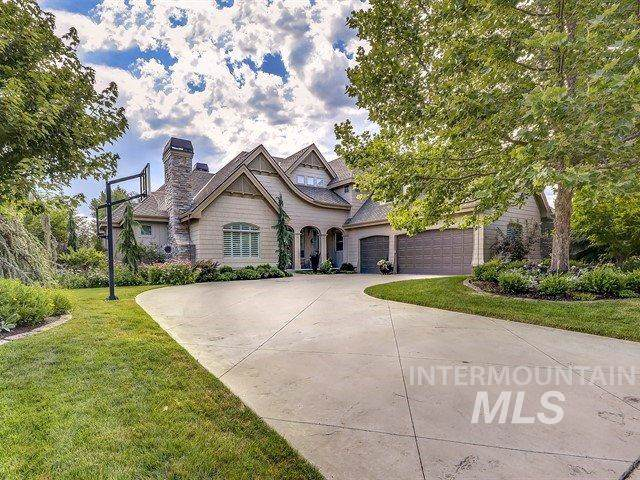 662 W Water Grove Drive, Eagle, ID 83616 (MLS #98744606) :: Full Sail Real Estate