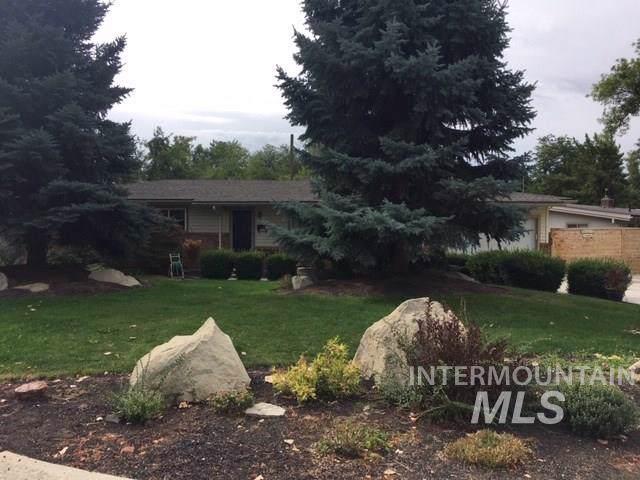 2626 Augusta, Boise, ID 83705 (MLS #98744718) :: Legacy Real Estate Co.