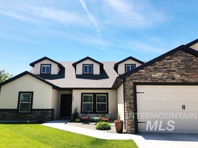 569 Smithwick Rd, Twin Falls, ID 83301 (MLS #98744972) :: Epic Realty