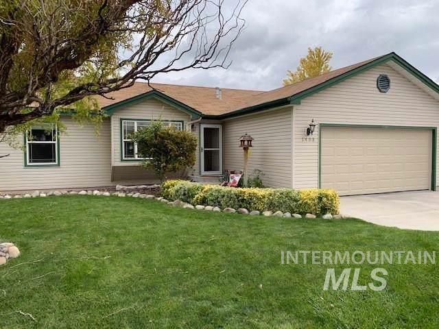 1453 Atlantic, Twin Falls, ID 83301 (MLS #98745190) :: Boise River Realty