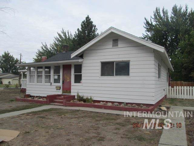 405 5Th. Ave North, Payette, ID 83661 (MLS #98745221) :: New View Team