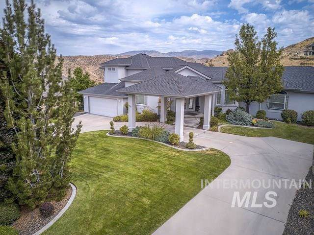 5527 N Quail Summit Place, Boise, ID 83703 (MLS #98746221) :: Adam Alexander