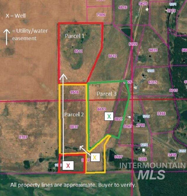 000 Saddle Ridge Rd Parcel 3, Viola, ID 83872 (MLS #98746431) :: Jon Gosche Real Estate, LLC