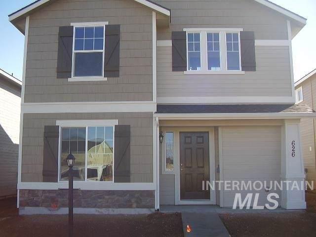 10615 Hot Springs St., Nampa, ID 83687 (MLS #98746698) :: Jon Gosche Real Estate, LLC