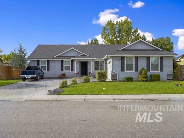 409 N Summerwind Dr., Nampa, ID 83651 (MLS #98746700) :: Boise River Realty