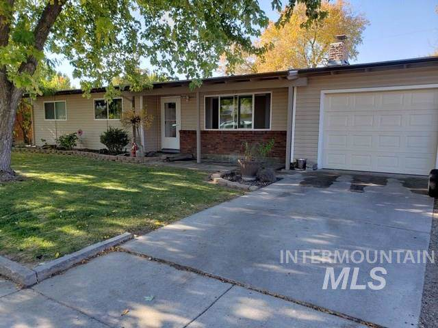 6921 W Hummel Dr., Boise, ID 83709 (MLS #98747636) :: Legacy Real Estate Co.