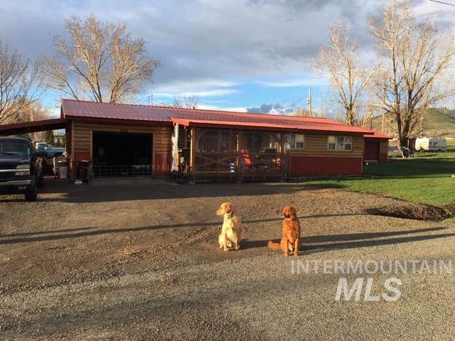 205 2nd Ave, Council, ID 83612 (MLS #98747647) :: Boise River Realty