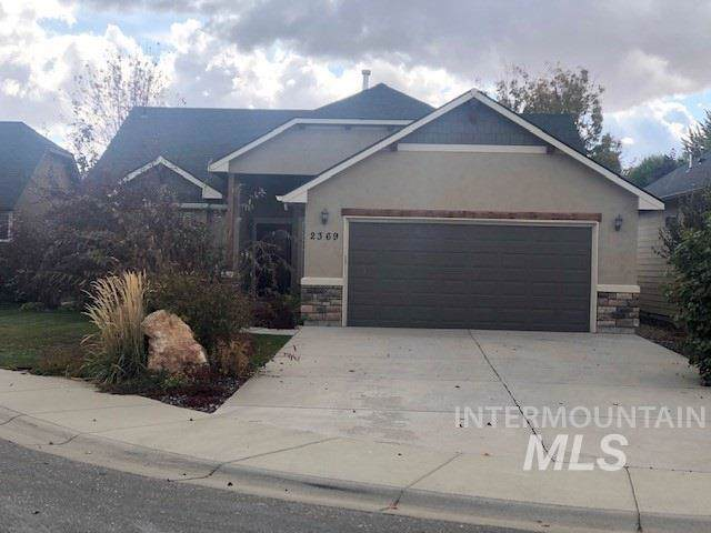 2369 E Lochmeadow Court, Meridian, ID 83646 (MLS #98748277) :: Silvercreek Realty Group