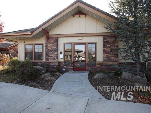 1159 E Iron Eagle Drive Suite 100, Eagle, ID 83616 (MLS #98749499) :: Boise River Realty