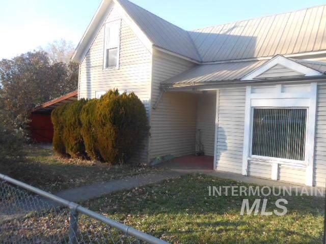 511 High Street, Pomeroy, WA 99347 (MLS #98749554) :: Team One Group Real Estate