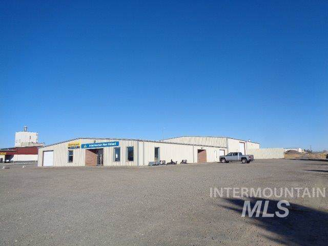 1922 S Lincoln Ave., Jerome, ID 83338 (MLS #98750039) :: Boise River Realty