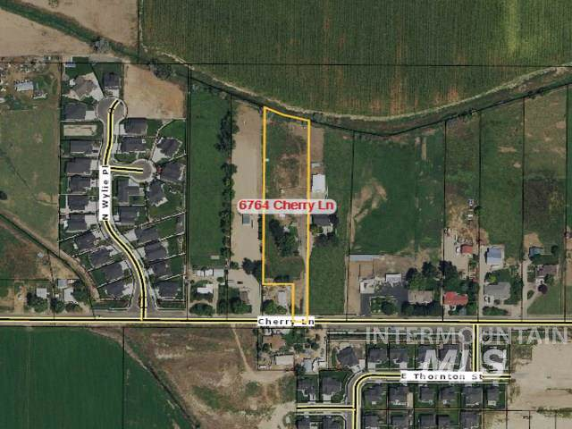 6764 Cherry Lane, Nampa, ID 83687 (MLS #98750119) :: Full Sail Real Estate