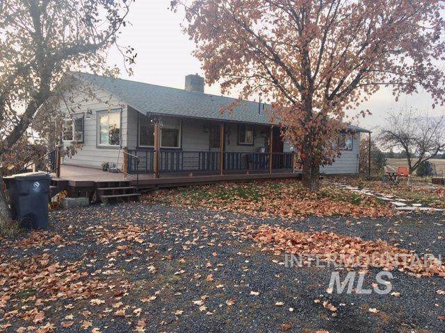 1051 Burnt Ridge Road, Troy, ID 83871 (MLS #98750540) :: Boise River Realty