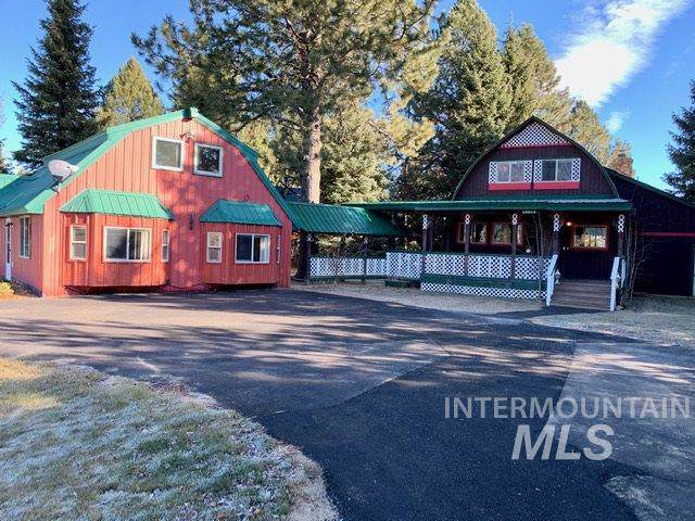 12886 Norwood Road, Donnelly, ID 83615 (MLS #98753540) :: Boise River Realty