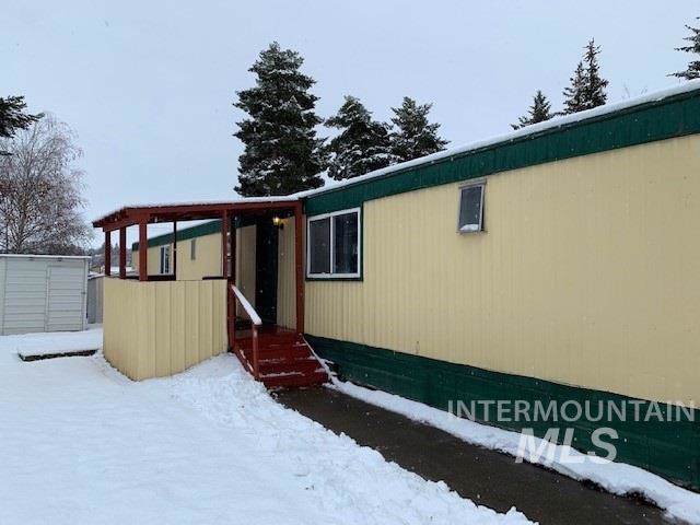 411 N Almon #104 #104, Moscow, ID 83843 (MLS #98753789) :: Juniper Realty Group