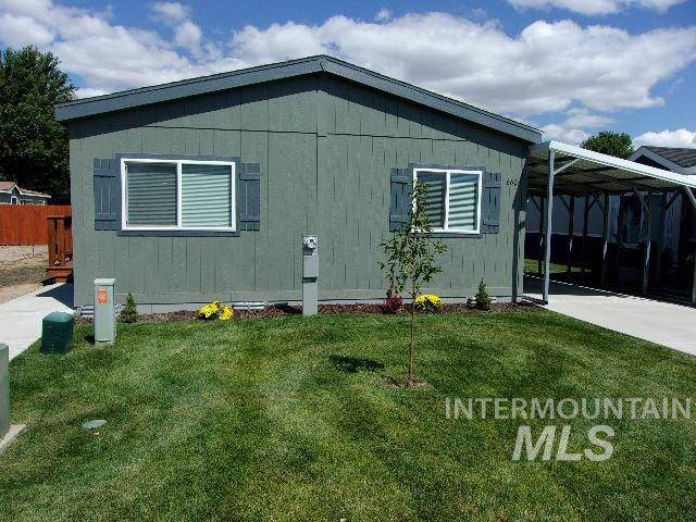 660 Freedom Lane, Emmett, ID 83617 (MLS #98753827) :: Michael Ryan Real Estate